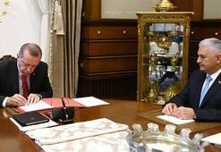 Başbakan yeni kabineyi açıkladı İşte yeni bakanlar...
