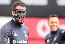 Beşiktaşta Aytemiz Alanyaspor maçı hazırlıkları