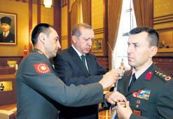 Yazıcı, Beyaz Kordon'u törenle teslim aldı