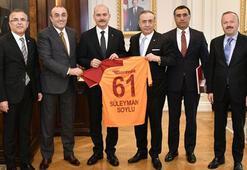 Mustafa Cengizden Soylu ve Özhasekiye ziyaret