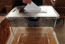 Seçim halk bu sandıklarda oy kullanacak