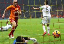 Galatasarayın her golünde 100 MB
