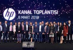 HPnin Türkiyedeki en iyi iş ortakları belli oldu