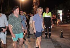 Bodrum sokaklarını gezen Suudi prensi kimse tanımadı