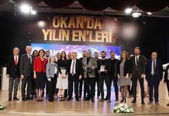 Okan Üniversitesi Yılın En'leri Ödülleri sahiplerini buldu