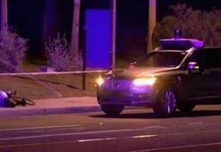 ABDde Uberin sürücüsüz aracı yaya ölümüne neden oldu