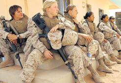 Elit birliklerde ilk kez kadın askerler