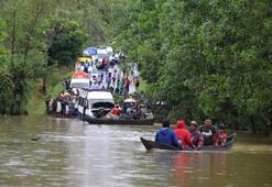 Madagaskarda tropikal kasırga felakete yol açtı