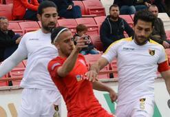 Balıkesirspor Baltok: 0 -  İstanbulspor: 1