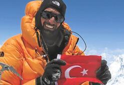Dünyanın çatısında bir Türk