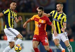 Fenerbahçe - Galatasaray: 0-0 (İşte maçın özeti)