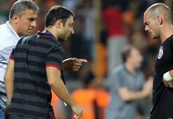 Sneijder Krise bei Galatasaray