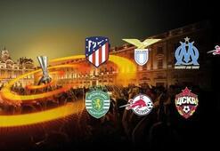 UEFA Avrupa Liginde kuralar çekildi Eşleşmeler...