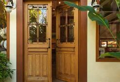 Kapının dışından başlayan dekorasyon: Kusursuz girişler