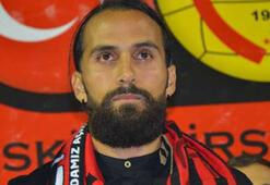 Eskişehirsporlu futbolcu Erkan Zengin: Trabzonspora kırgınlığım var