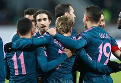 Lokomotiv Moskova-Atletico Madrid: 1-5