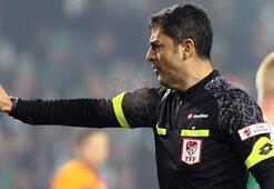 Fenerbahçe-Galatasaray derbisi Bülent Yıldırımın