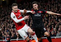Arsenal - Milan: 3-1