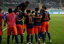 Bursaspor - Medipol Başakşehir: 0-2