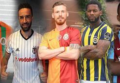 Süper Ligde isim isim gelen ve giden transferler