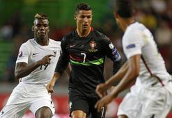 Portekiz - Fransa: 0-1