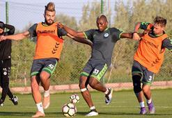 Atiker Konyaspor, Antalyaspor maçının hazırlıklarını sürdürüyor