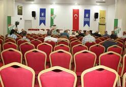 Bursasporda olağan divan kurulu ertelendi