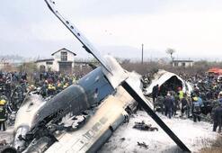 Nepal'de uçak kazası: En az 49 ölü