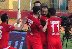 Adanaspor: 0 - Balıkesirspor Baltok: 1