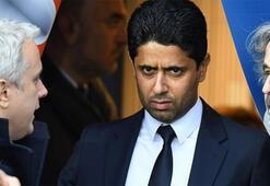 Nasser Al-Khelaifiden futbol piyasasını alt üst edecek hamle