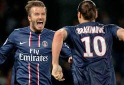 Beckham tarihe geçti