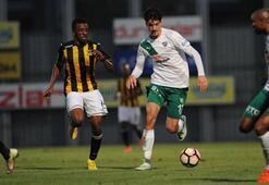 Bursaspor - Al-Ittihad: 5-1