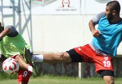 Samsunsporda Sivasspor maçı hazırlıkları