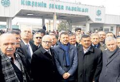 CHP heyeti özelleştirmeye karşı şeker fabrikalarında