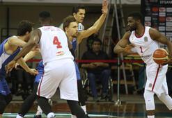 Gaziantep Basketbol: 87 - Demir İnşaat Büyükçekmece: 67