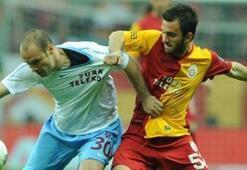 Galatasaray ile Trabzonspor 115'inci randevuda