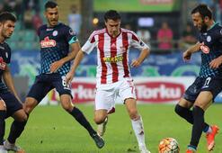 Çaykur Rizespor 1 - 1 Medicana Sivasspor
