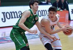 Banvit-Yeşilgiresun Belediyespor: 104-80