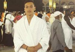 Mesut Özilden Umre ziyaretini eleştiren Gaulanda cevap