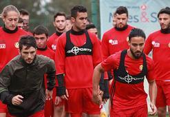 Eskişehirsporda Elazığspor maçı hazırlıkları