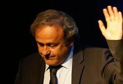 Michel Platini: Vicdanım tamamen rahat. Ben suçsuzum
