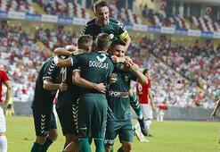 Konyasporun futbolcuları Avrupaya yabancı değil