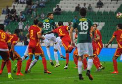 Bursaspor - Kayserispor: 3-1