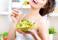 Yaza girerken hem kilo verin hem sağlıklı beslenin
