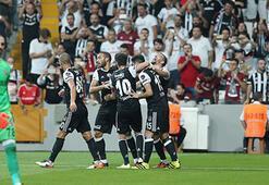 Beşiktaşın Vodafone Arenadaki ilk derbi heyecanı