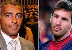 Romario: Messi otistik