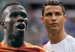 Bruma, Cristiano Ronaldo'yu solladı