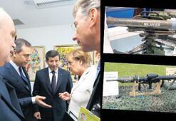 Merkel'e 'Milan' sorusu iddiası...
