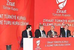 Türkiye Kupasında 3. tur kuraları çekildi Galatasaray, Dersimspor ile eşleşti