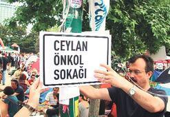 Hrant Dink ve Pınar Selek'ten sonra Ceylan Önkol Sokağı